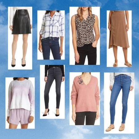 My top clothing picks for the Nordstrom anniversary sale. #nsale   #LTKsalealert #LTKunder100