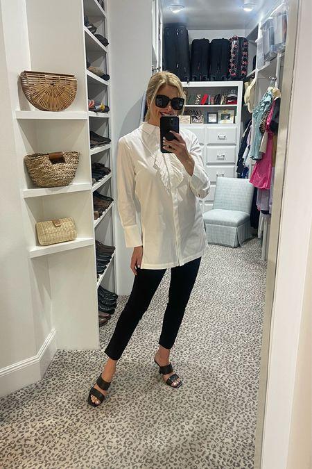 Chic look for work! Wearing a size 0.5 pant and 0 top    #LTKsalealert #LTKstyletip #LTKworkwear