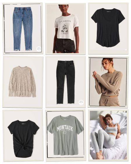 Abercrombie sale picks, all up to 40% off! http://liketk.it/3jfwn #liketkit @liketoknow.it #LTKunder100 #LTKunder50 #LTKsalealert