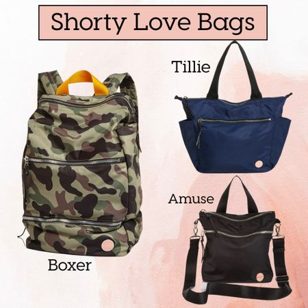 Sharing these fabulous and versatile bags from @shortybags. The quality and details are above and beyond. These will become your favorite bag for the gym, carry on, computer bag and crossbody.   Shorty bags, functional backpack, gym bag, crossbody bag, computer bag    #LTKstyletip #LTKtravel #LTKitbag