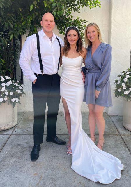 2 niece's married … in less than one week! One of my best weeks ever! || #weddingguest #weddingdress #fallwedding  #LTKwedding #LTKshoecrush #LTKstyletip