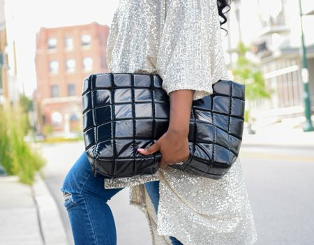 Large clutch bags are in for the fall season.  #LTKsalealert #LTKitbag #LTKstyletip