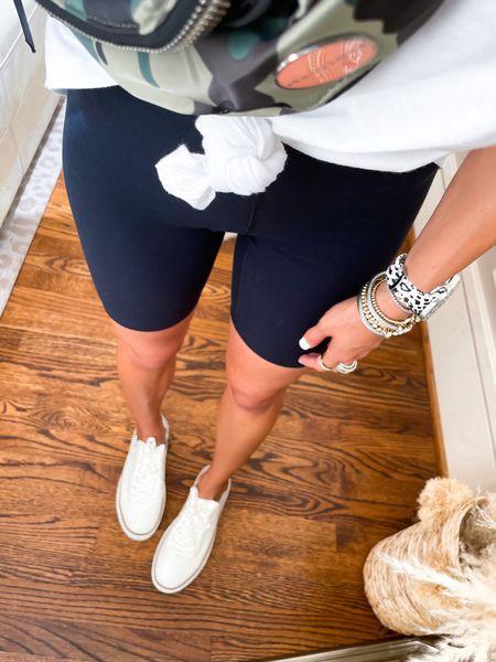 Bike shorts on sale size Xs use code afbelbel   #LTKunder50 #LTKunder100 #LTKsalealert