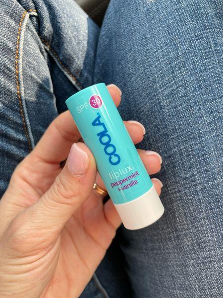 One of my fav lip balms with SPF!   #LTKswim #LTKbeauty #LTKunder50