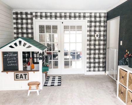 Modern Playroom fun! http://liketk.it/36X1H #liketkit @liketoknow.it #LTKhome #LTKkids @liketoknow.it.home