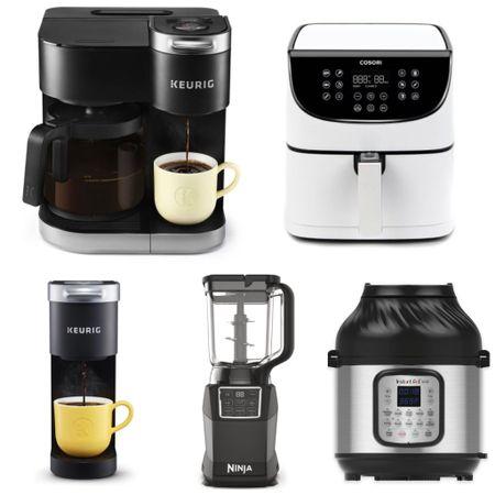 Target deals coffee maker / air fryer/ crockpot/ blender   #LTKsalealert #LTKGiftGuide #LTKhome