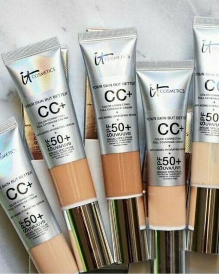 It Cosmetics has saved my skin!! 💜💜💜 @liketoknow.it #liketkit #LTKSpringSale #LTKbeauty #LTKsalealert http://liketk.it/3csp8