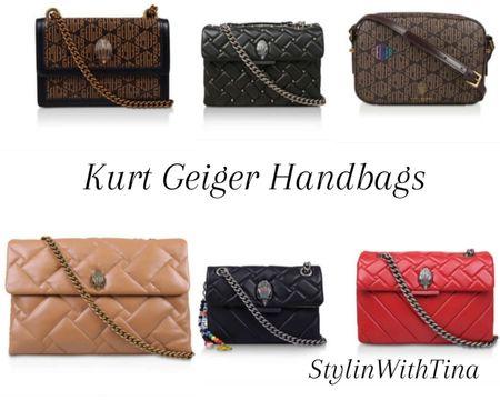 Now Trending. Kurt Geiger London handbags. So many run styles and colors. Crossbody, top handle, click link to shop. http://liketk.it/3gIZ8 #LTKDay #LTKsalealert #LTKstyletip #LTKunder50 #LTKunder100 #LTKshoecrush #LTKworkwear #LTKwedding #LTKtravel #LTKfamily #LTKitbag @liketoknow.it Screenshot or 'like' this pic to shop the product details from the LIKEtoKNOW.it app, available now from the App Store! Screenshot or 'like' this pic to shop the product details from the LIKEtoKNOW.it app, available now from the App Store! #liketkit