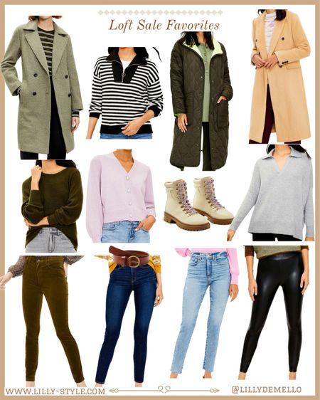 Loft Fall Sale   #LTKunder50 #LTKstyletip #LTKsalealert