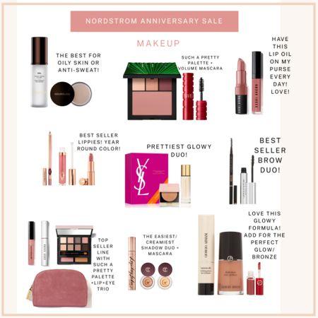 Makeup picks from the Nordstrom Sale! Lippies, bronzers, mascara, eyeshadow, primer, all the makeup picks are linked! http://liketk.it/2U8TV #liketkit @liketoknow.it #LTKbeauty #LTKsalealert #LTKunder100 Screenshot this pic to get shoppable product details with the LIKEtoKNOW.it shopping app #makeup #beauty #nordstromsale