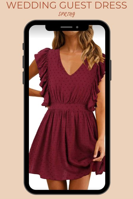 Our favorite Spring wedding guest dresses and jumpsuits— coming in hot!   - midi dress - mini dress - maxi dress - jumpsuit  - romper  - black tie wedding  - cocktail dress  - casual dress  - spring wedding  - wedding guest  - Easter dress  - amazon fashion  - amazon style  - Pink Lily dress  - Abercrombie dress - spring dress   #cutespringdress #weddingguestoutfit #spring #springwedding #easterdress #littleblackdress #lbd       #LTKwedding #LTKstyletip #LTKSeasonal