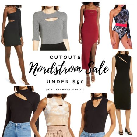 There are still many of my favorite cut outs available on nordstrom.com. Check out these pieces!   #LTKstyletip #LTKunder50 #LTKtravel
