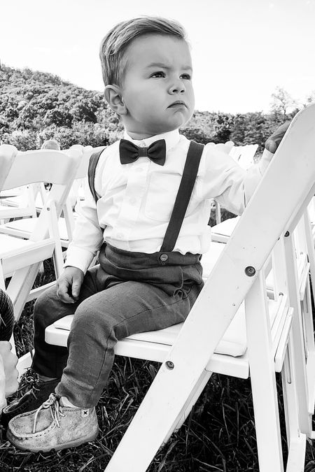 Toddler boy ring bearer outfit   #LTKfamily #LTKbaby #LTKSeasonal