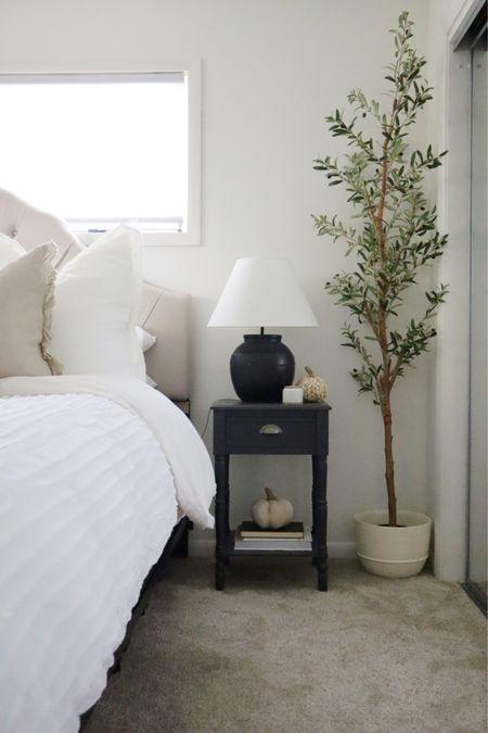 Favorite lamps, nightstand, bedroom decor   #LTKSeasonal #LTKhome #LTKunder100