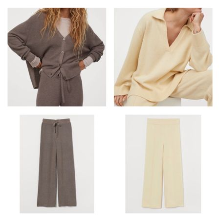 These sets are so minimal and cute. I would totally wear this outside http://liketk.it/35ocz #liketkit @liketoknow.it #LTKunder100 #LTKstyletip