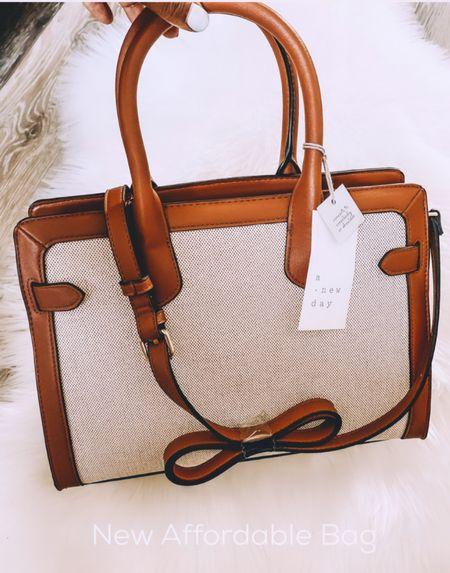 Target Targetfind TargetPurse Handbag neutralbag anewdaytarget  #LTKitbag #LTKunder50 #LTKstyletip