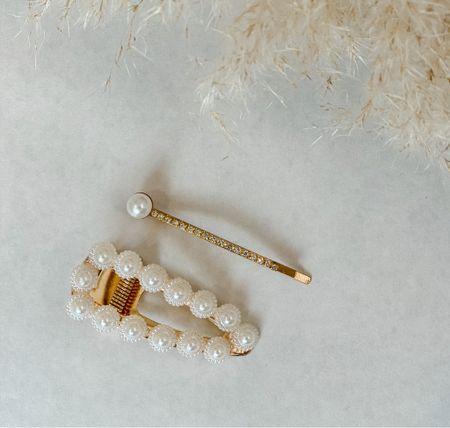 Love these hair accessories!  #LTKunder50 #LTKSeasonal #LTKbeauty