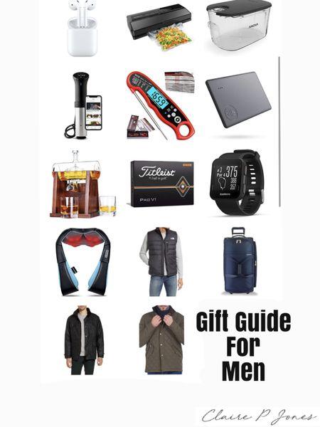 Gift guide for Men!   Shop your screenshot of this pic with the LIKEtoKNOW.it shopping app http://liketk.it/32mGg @liketoknow.it #liketkit @liketoknow.it.family #LTKgiftspo #LTKsalealert #LTKmens