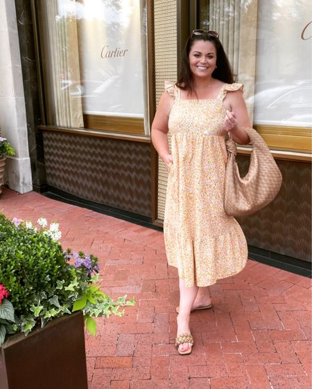 http://liketk.it/3gS9B #liketkit @liketoknow.it  Maxi dress for summer. #LTKunder50 #LTKDay #LTKshoecrush