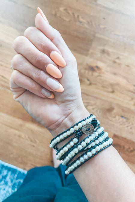 Victoria Emerson major sale! 50% off my favorite wrap bracelets 🙌🏼 @liketoknow.it #liketkit #LTKsalealert #LTKunder50 http://liketk.it/3gfDD
