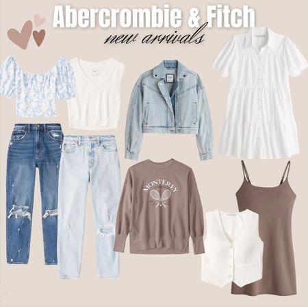 Abercrombie & Fitch gift guide / new arrivals / summer style   #LTKunder100 #LTKstyletip #LTKsalealert