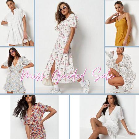 Up to 50% off on spring floral dresses at Miss Guided   http://liketk.it/3eQLM #liketkit @liketoknow.it #LTKsalealert #LTKstyletip #LTKunder50