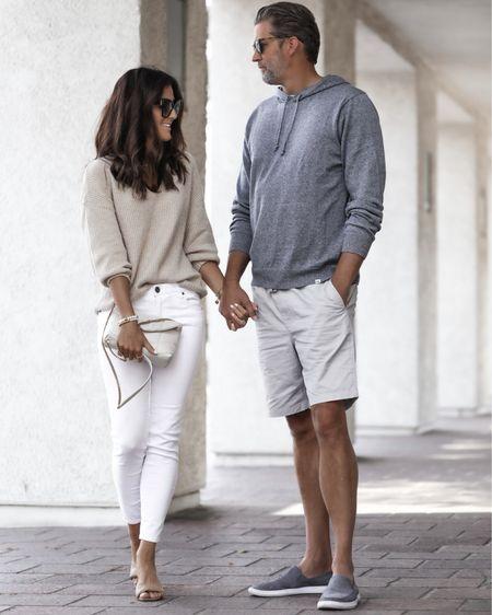 Walmart fashion, white jeans, summer looks, men's clothing, Father's Day ideas, summer outfits, stylinaylinhome @liketoknow.it #liketkit http://liketk.it/3hUII           #LTKunder50 #LTKunder100 #LTKstyletip