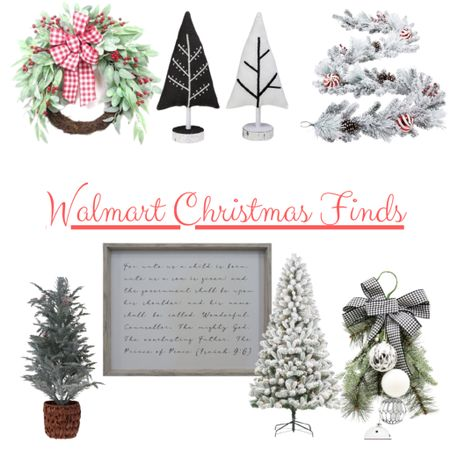 Christmas Decor at Walmart is selling out fast!! Don't miss out on your favorite items! #walmarthome #walmartchristmas #christmasdecor #walmartdecor #walmartseasonaldecor #walmartfinds #walmartdeals #walmartholiday #holidaydecor  #LTKHoliday #LTKSeasonal #LTKhome