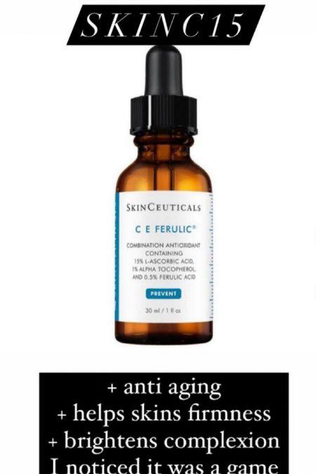 Skinceuticals sale!! Use code skinc15   #LTKSale #LTKbeauty