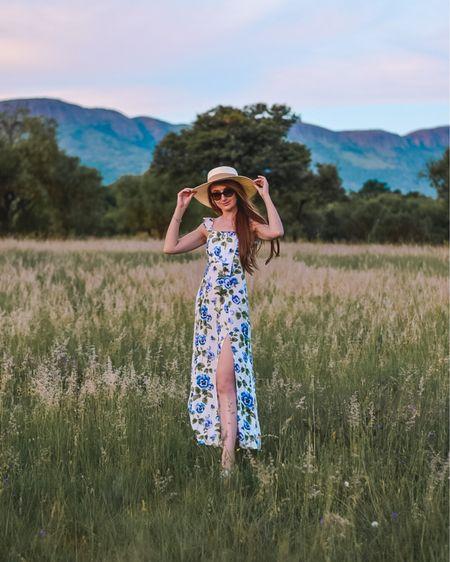 Blue summer dresses http://liketk.it/39z44 #liketkit @liketoknow.it #LTKSeasonal #LTKeurope #LTKstyletip @liketoknow.it.europe