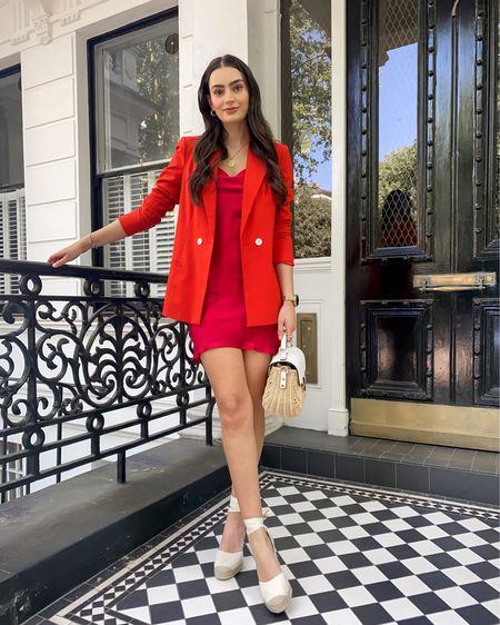 Red summer outfit 🥰  @liketoknow.it #liketkit http://liketk.it/3iXEI