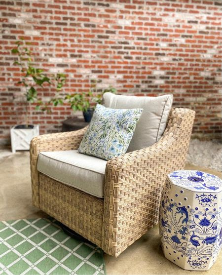 Patio decor Walmart outdoor patio furniture Walmart patio furniture Walmart better homes and gardens patio furniture Target finds target home threshold outdoor pillows threshold green trellis indoor/outdoor rug outdoor rug patio set Walmart finds amazon finds door mat planters sweetsavingsandthings sweet Savings and Things  #LTKfamily #LTKstyletip #LTKhome