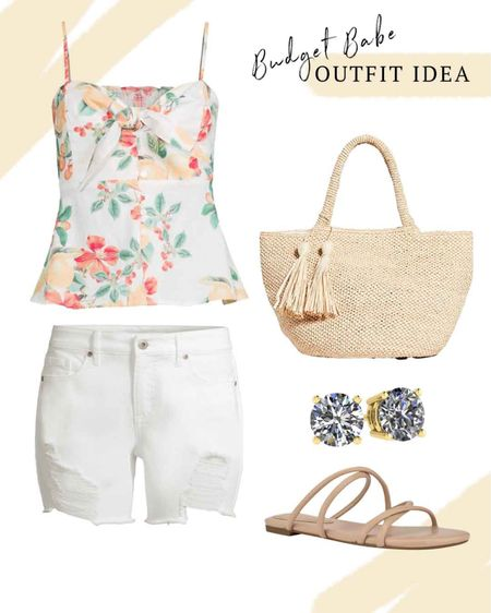 Summer outfit idea featuring Amazon, Walmart and Kohl's. http://liketk.it/3h2Ow #liketkit @liketoknow.it #LTKunder50 #LTKstyletip