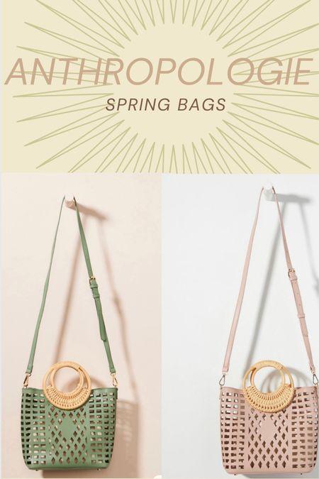 Anthropologie spring laser cut bags  @liketoknow.it http://liketk.it/3bR12 #liketkit #LTKunder100 #LTKtravel