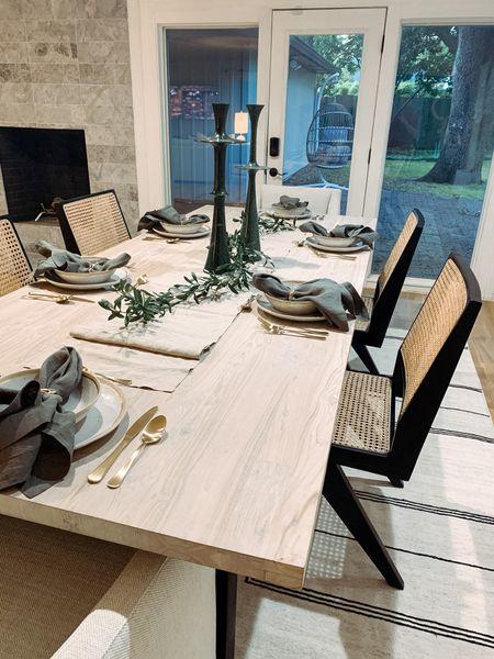 Jeanine Amapola Living & Dining #ltkhome