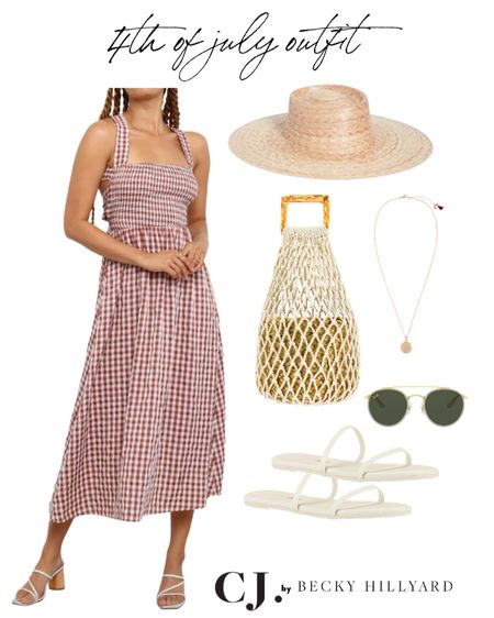 4th of July outfit option  #LTKunder100 #LTKSeasonal
