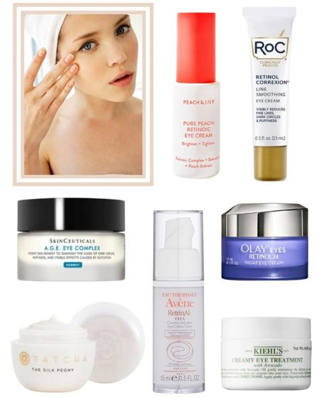 Anti Aging Eye Creams  http://liketk.it/34uE4 @liketoknow.it #liketkit #LTKbeauty