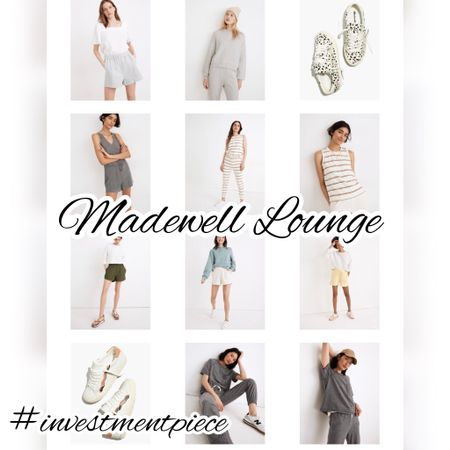 Get up to 60% off with code PSST @madewell and lounge chicly! #investmentpiece   #LTKstyletip #LTKsalealert #LTKunder100