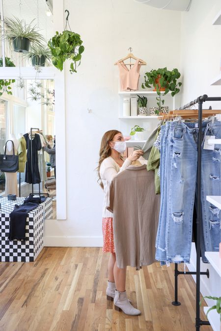 Shopping for spring must-haves including lounge rompers. Posted my favorite boutiques on my blog - link in bio! #liketkit #LTKunder50 @liketoknow.it http://liketk.it/3cWIY