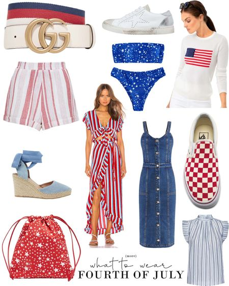 http://liketk.it/2R17m More on what to wear this Fourth of July 💥💥💥  #liketkit @liketoknow.it Shop your screenshot of this pic with the LIKEtoKNOW.it app  • • • • •  #StayHomeWithLTK #LTKshoecrush #LTKspring #LTKstyletip #LTKunder50 #LTKunder100 #liketoknowit #ltkholidaystyle #style #summerlook #summerstyle #styleinspo #shoes #belts #dresses #tops #ltkswim #datenight #outfitinspiration #holidaystyle #ltkit #bag #denim #denimdress