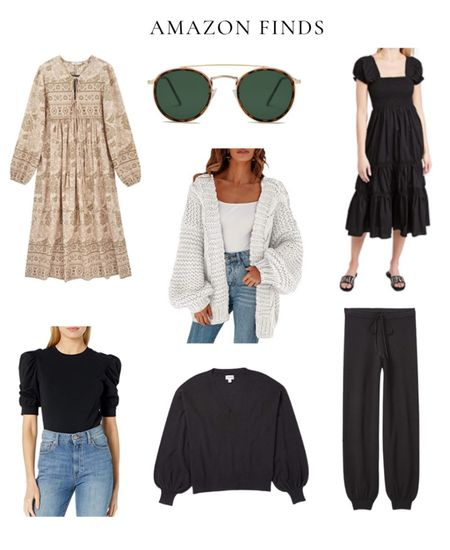 Amazon fashion finds for fall