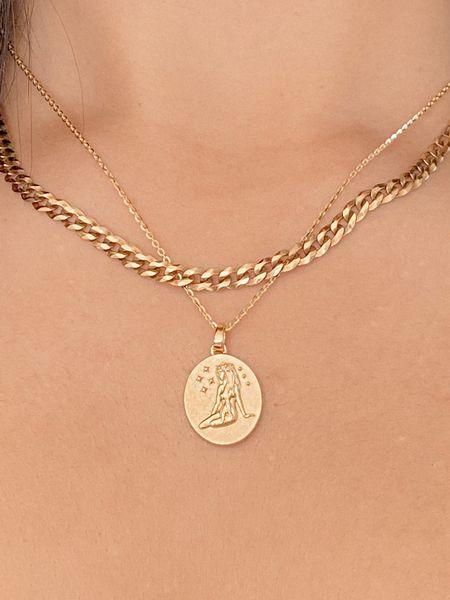 Get 10% off Awe Inspired with code: JESSICAMELGOZA_10   Gold jewelry, necklaces, zodiac necklace, constellation necklace, goddess necklace, layering necklace, chain necklace   #LTKGiftGuide #LTKstyletip #LTKsalealert