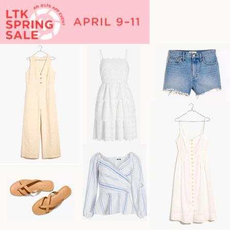 LTK Spring Sale Spring Dresses, Sandals, Rompers & More! http://liketk.it/3cs5M #liketkit @liketoknow.it