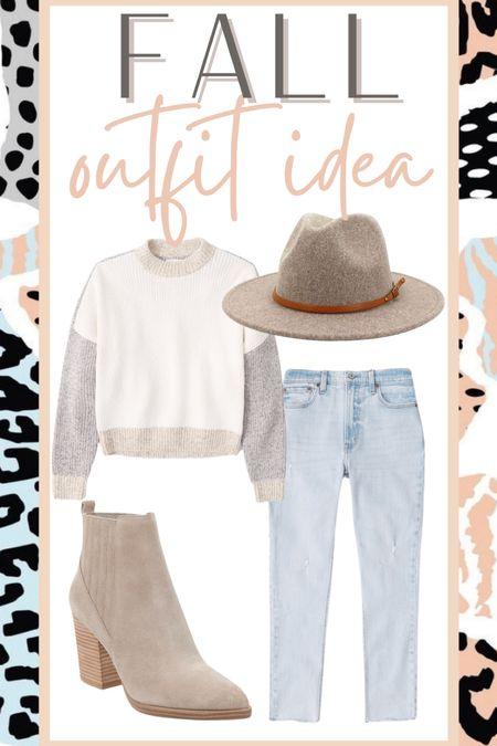 Fall outfit idea  #LTKunder50 #LTKstyletip #LTKsalealert