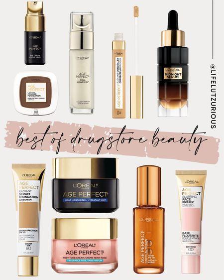 The best drugstore beauty items from L'Oreal   #LTKbeauty #LTKunder100 #LTKunder50