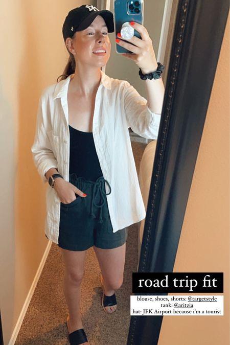 road trip outfit ✔️ •  http://liketk.it/3gTRD #liketkit @liketoknow.it #LTKunder50 #LTKstyletip #LTKshoecrush