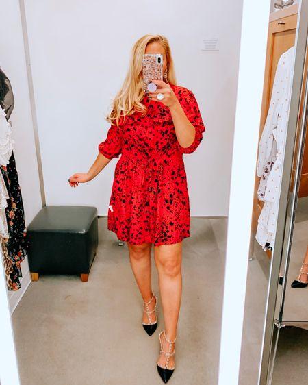 Red mini dress http://liketk.it/2ITr5 @liketoknow.it #liketkit