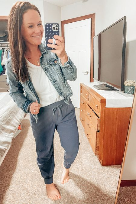 These joggers are the absolute best and it's such an affordable price! They come in a ton of colors and are great for every day use! I'm wearing a medium for reference. ☺️ http://liketk.it/3fGRl #liketkit #LTKstyletip #LTKunder50 #LTKworkwear #amazonfashion  @liketoknow.it
