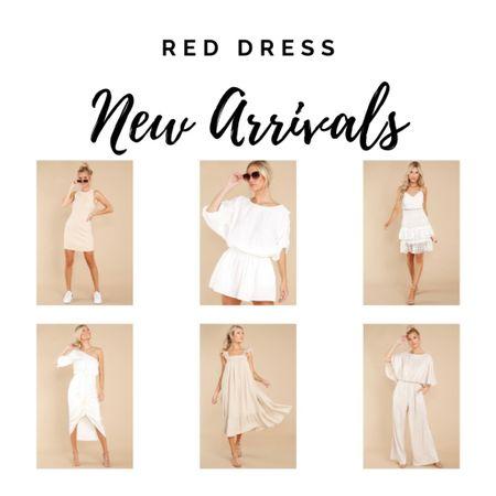 Whites and neutrals. Dresses and sets   #LTKunder50 #LTKfit #LTKstyletip