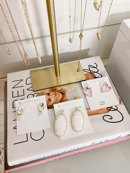 Get 20% off this weekend at Kendra Scott with code STRAWBERRYCHIC (excludes fine jewelry, gold vermeil and sterling, men's, and give back products)    #LTKsalealert